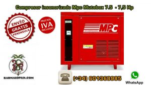 Compresor-insonorizado-Mpc-Mutebox-7.5