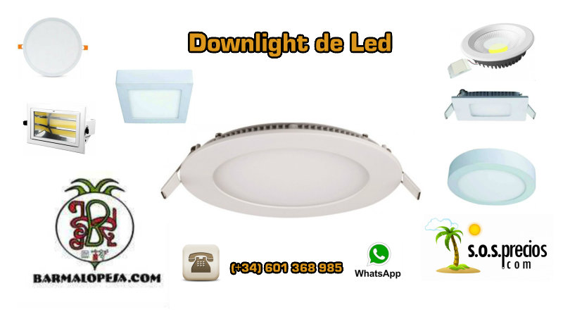 downlight-de-led
