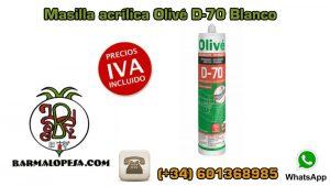 Masilla-acrílica-Olivé-D-70-Blanco