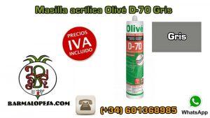 Masilla-acrílica-Olivé-D-70-Gris