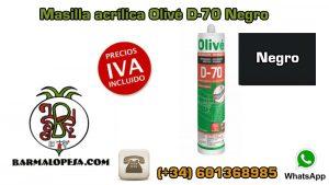Masilla-acrílica-Olivé-D-70-Negro