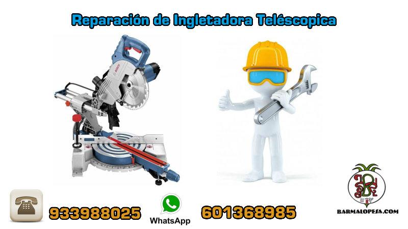 Reparación-de-Ingletadora-Telescópica