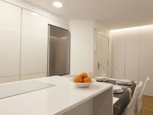 reforma apartamento iluminación