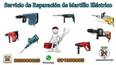 servicio-de-reparación-de-martillo-eléctrico