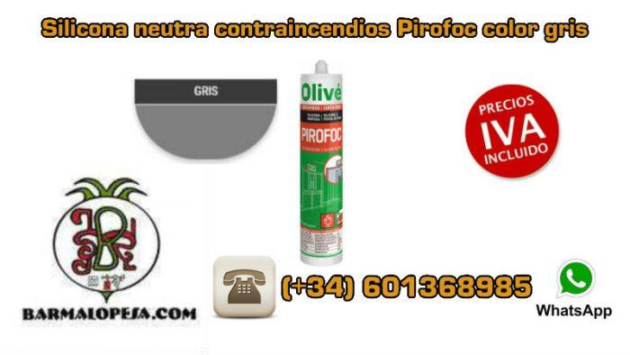 silicona-gris-antifuego-Pirofoc