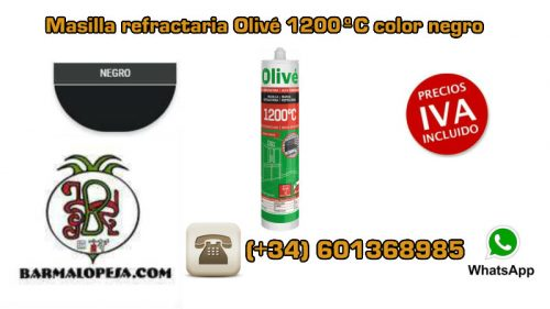 masilla-refractaria-Olivé-1200ºC