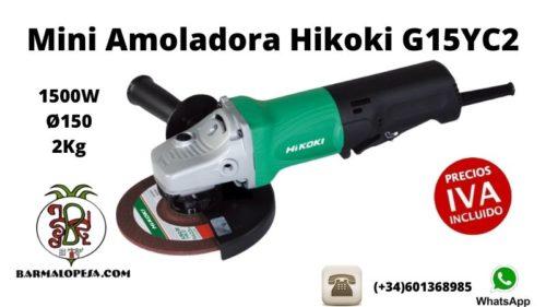 Mini-Amoladora-Hikoki-G15YC2