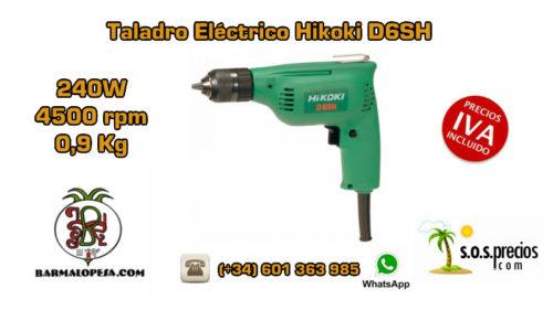 taladro-eléctrico-hikoki-d6sh